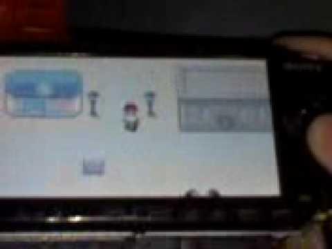 pokemon on psp using gpsp