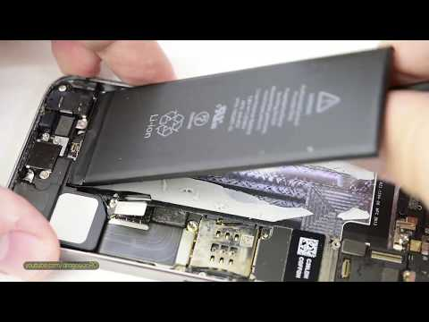iPhone 5S Battery Replacement - More Details
