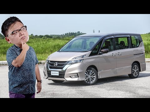 FIRST DRIVE: 2018 Nissan Serena S-Hybrid Malaysian review - RM135k-RM147k