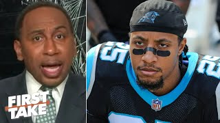 Stephen A. dismisses Eric Reid's stance on the NFL's new CBA | First Take