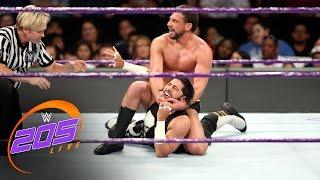 Mustafa Ali vs. Drew Gulak: WWE 205 Live, May 2, 2017