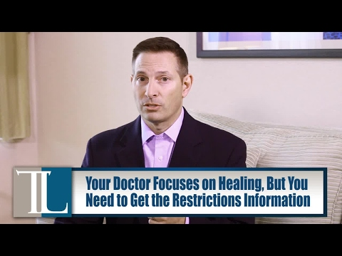 What To Do If Your Doctor Won't Fill Out The Disability Insurance Forms – Attorney John V. Tucker