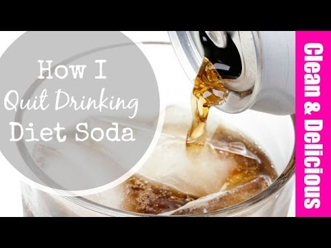 Weight Loss Tips: How I QUIT Drinking Diet Soda   Dani Spies