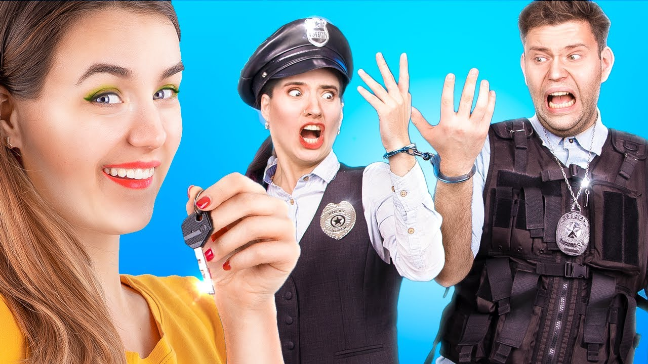 If My Parents Are Cops! 15 Funny Situations
