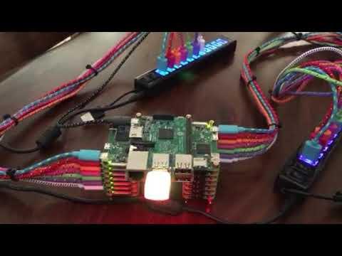 Computes Raspberry Pi Supercomputer