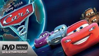Cars 2006 Dvd Menu Walkthrough