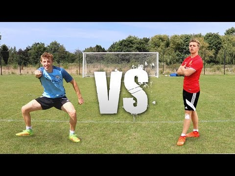 Jersey V Guernsey 2 | The EPIC Football Rematch ft. W2S