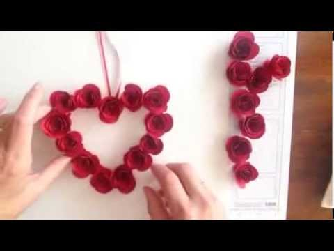 3 Ways to Use the Spiral Flower Die Roses!