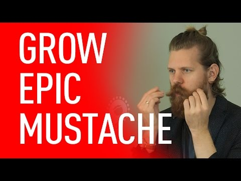 How to groom an epic mustache | Eric Bandholz