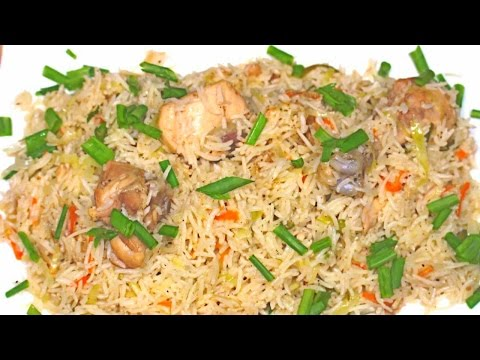 Chinese Pulao Recipe By Food In 5 Minutes