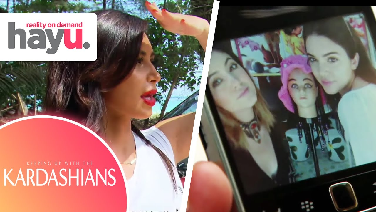 Kendall & Kylie Go Missing in Thailand | Season 9 | Keeping Up With The Kardashians
