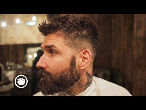 How To Get Crop Hairstyle From Your Barber  | Carlos Costa