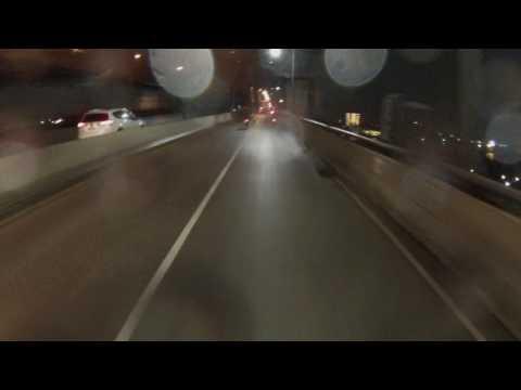 Pentagrom 2017 - Friday Night Ride in NYC, Bridge clip 2