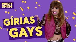Xuxeta aprende gírias gays | TVZ ao Vivo | Multishow
