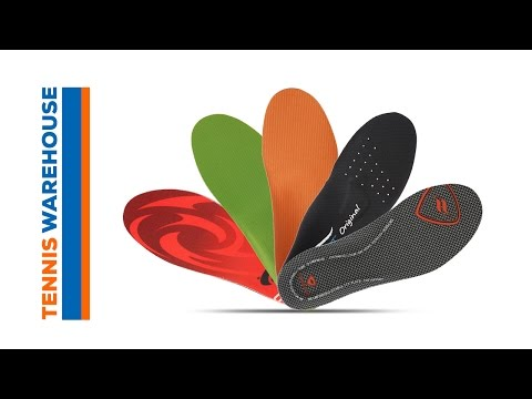 How to choose an insole - Tennis Warehouse