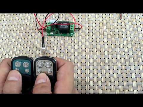 DIY Duplicator: Universal Cloning Electric Gate Garage Door 433mhz Remote Control Key Fob Opener