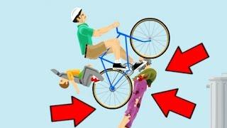 USARE LE PERSONE COME RAMPE! - [Happy Wheels Ep.135]