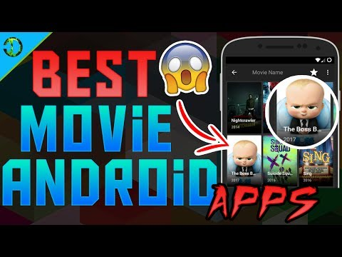 Top FREE MOVIES Apps for Android 2017! (BEST Apps To Watch Your Favorite MOVIES in HD)