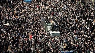 Iranians rebel at former President Rafsanjani