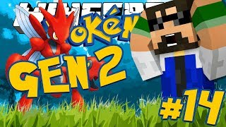 Minecraft: POKEMON - GENERATION 2 EXPLOITS?! [14]
