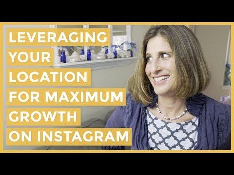 Leveraging Location For Maximum Growth On Instagram