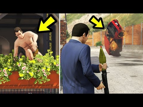 GTA 5 - What happens if you take out the Tennis Coach?