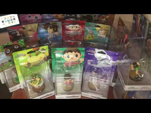 FREE Amiibo Giveaway Contest!! Rare & Exclusives Collection [Contest 3]