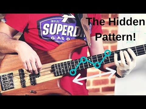 Secret fingerboard pattern that'll change everything (and it's EASY)