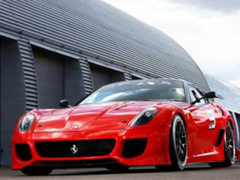 The fastest cars in the world