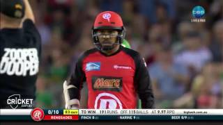 Highlights: Renegades v Stars - BBL06