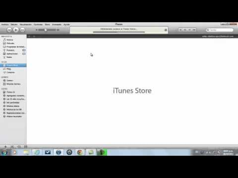 iTunes Store not loading