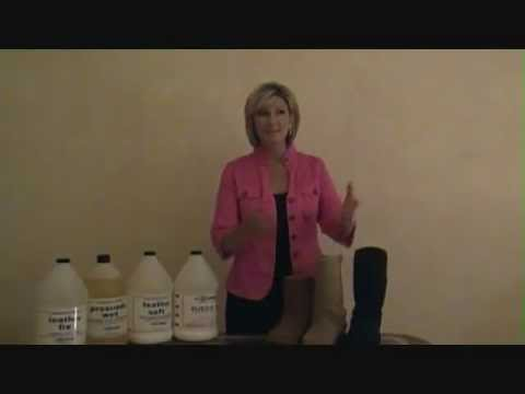 How Do I Dry  UGGS That Have Been Cleaned in the Washer?  FREE Video #5