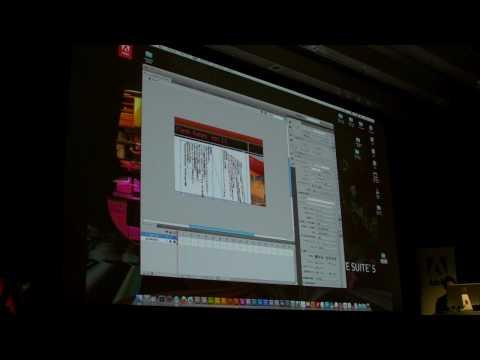 Adobe Flash Professional CS5 機能紹介その1