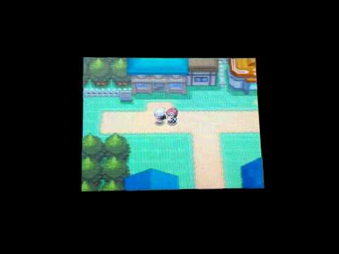 Pokémon Platinum How To Catch Nidoran† And Nidoran±