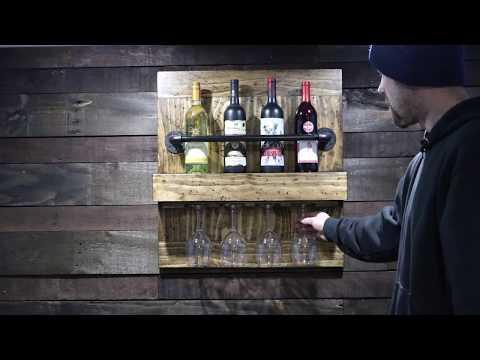 Xxx Mp4 DIY Wine Rack 3gp Sex