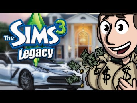My Life | Sims 3 Legacy Ep.1 | The Sims 3 Lets Play
