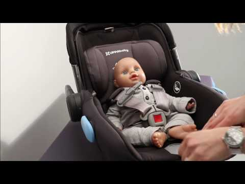 UPPAbaby MESA Instructional Video: Fitting Infant in Seat