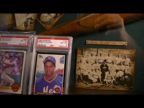 $100 Budget 10 1980's PSA Graded Baseball Cards