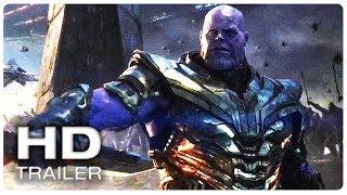 AVENGERS 4 ENDGAME Thanos Tries To Kill Iron Man Trailer (NEW 2019) Marvel Superhero Movie HD