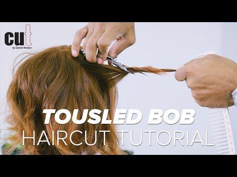 Tousled Bob // CUT by Daniel Roldan