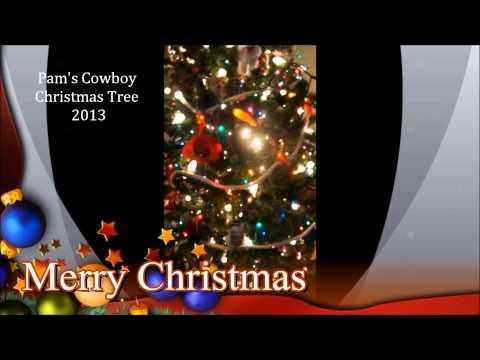 Pam's Cowboy Christmas Tree
