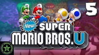 Four Years Later - New Super Mario Bros jUly (#5)   Let