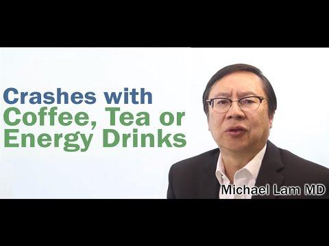 Adrenal Fatigue, Caffeine and Adrenal Crashes