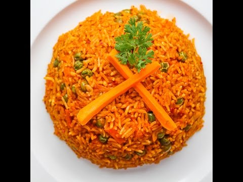 Spicy Pulao in Microwave/Vatane Bhaat/ Quick veg pulao in microwave
