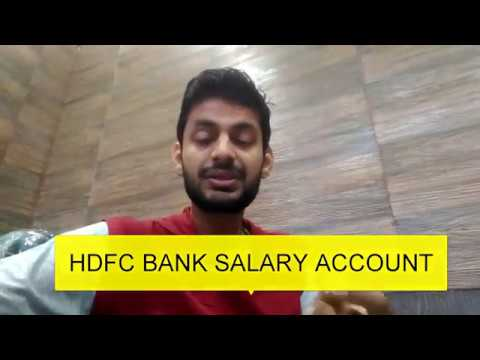 (FULL DETAILS) HDFC Salary Account (Zero Balance) Fees & Charges, Eligibility, Benefits in Hindi