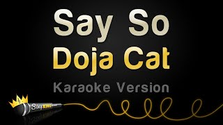 Doja Cat - Say So (Karaoke Version)