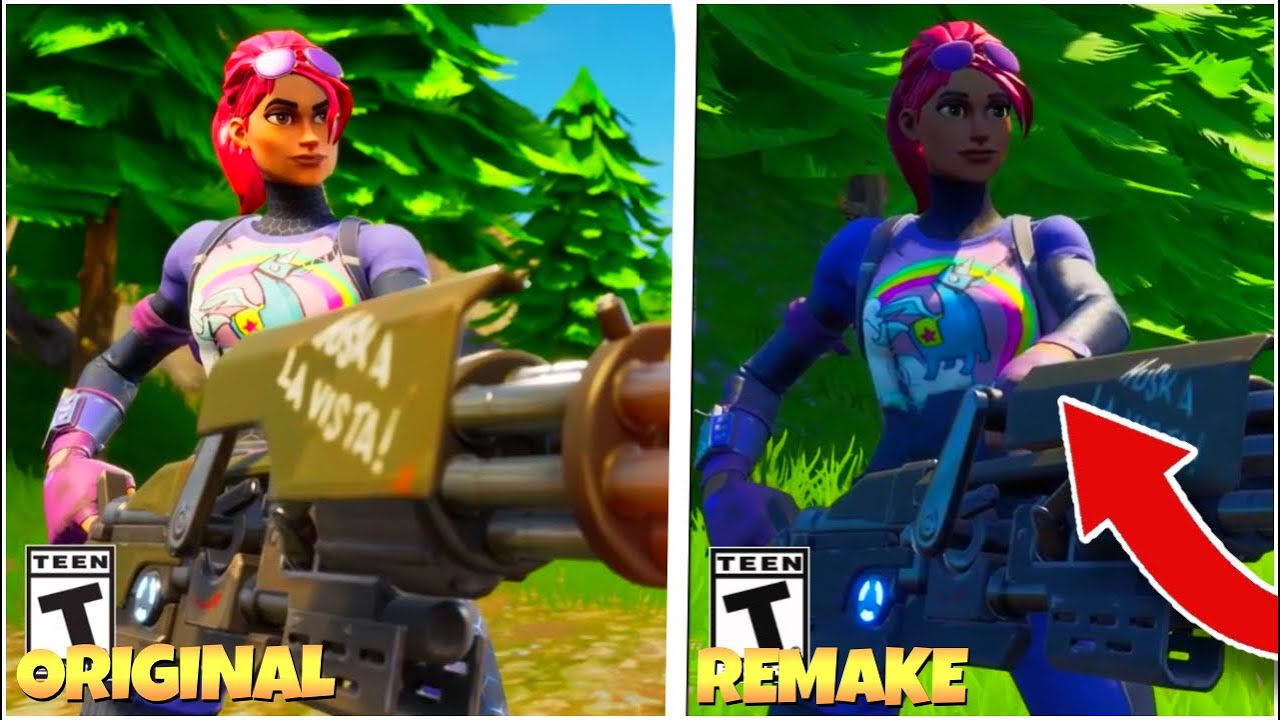 I Recreated OG Fortnite Trailers in Chapter 2.. | Recreating Fortnite Trailers pt.30