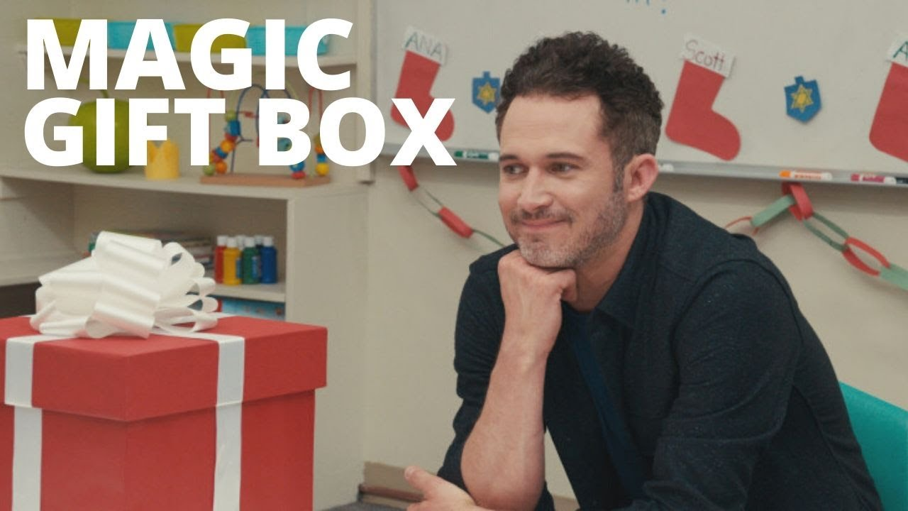 Magic Gift Box - Magic For Humans
