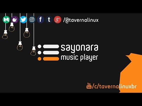 Sayonara - Player de Música para Linux • Review