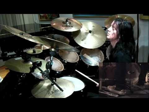 Drum Demonstration of The Great Psycho Of Them All